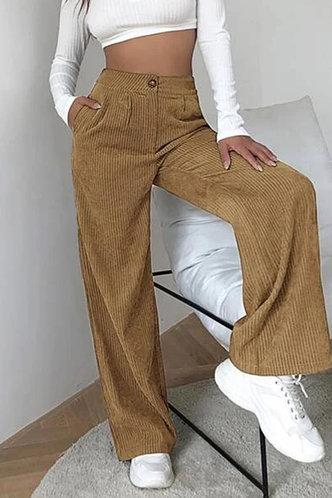 front_Hertha Erica Camel Pants