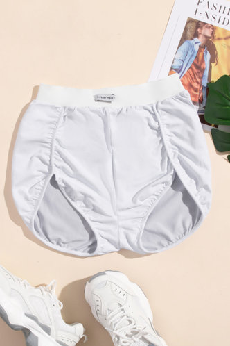 back_Bernice Eartha White Short
