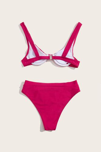 back_Dale Kodlar Rose Pink Bikini