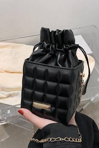 back_Cornelia Esther Black Crossbody Bag