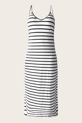 back_Beatrice Eve Striped Plus Cami Maxi Dress
