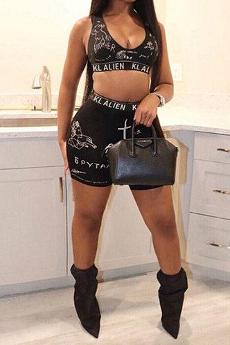 back_Lucille Elvira Black Set