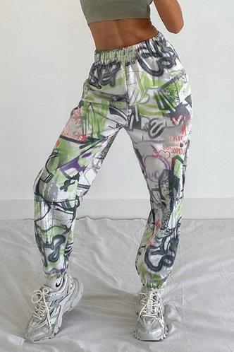 back_Louisa Elsa Multi Print Sweatpants