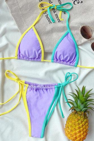 back_Lynda Elaine Purple Bikini Set