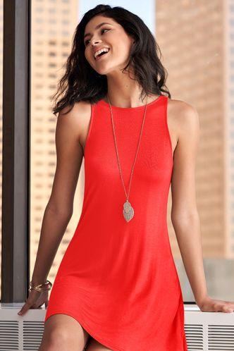 front_Adroit {Color} Mini Dress