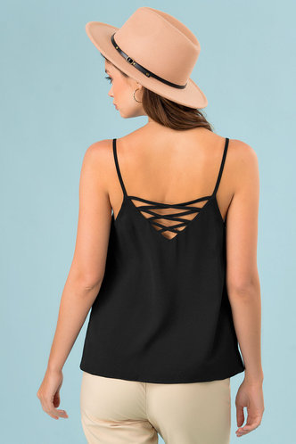 back_In Detail Black Top