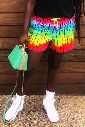 back_Bella Garan Tie Dye Shorts