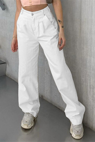 front_Piper Erin White Jeans