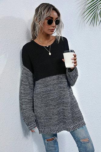 front_Mavis Multicolor Sweater