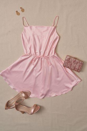 back_Love You Forever {Color} Mini Dress