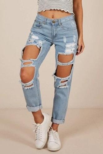 back_Judie Eileen Blue Ripped Jeans