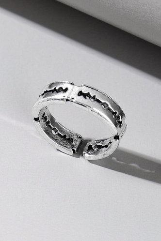 front_Celeste Enid Silver Ring 1pc