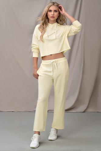 front_In Between {Color} Pants