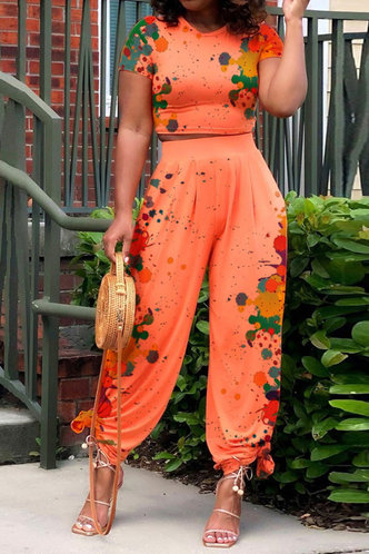 front_Cora Kuirej Orange Plus Set