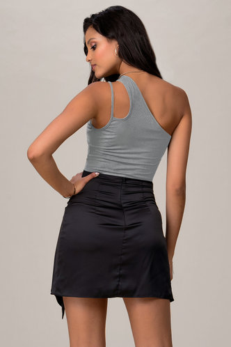 back_High Tea Dark Grey Top