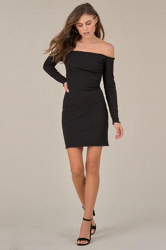 front_Fun Times {color} Mini Dress