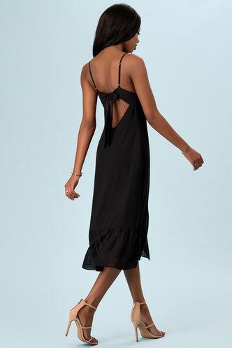 back_Iris {Color} Midi Dress