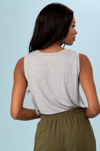 back_Liberty {Color} Sleeveless Top