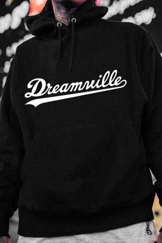 front_Black Men Sweatshirts & Hoodies