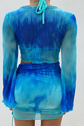 back_Abigail Elva Blue Tie Dye Plus Set