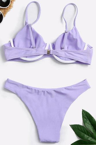 back_Pansy Elma Light Purple Bikini