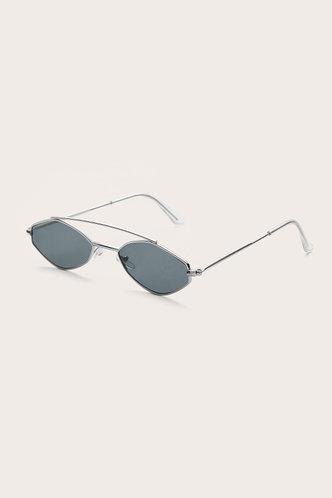 back_Octavia Emma Grey Metal Frame Sunglasses