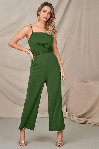 front_Light Bridges {Color} Jumpsuit