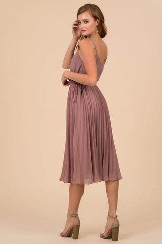 back_Enchanted Dusty Rose Midi Dress