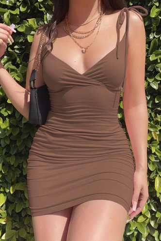 back_Lena Emma Brown Dress