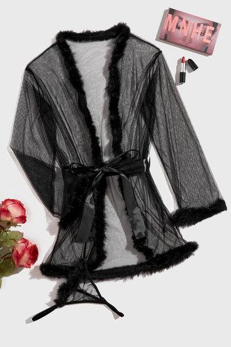 front_Roma Elsie Black Sexy Lingerie