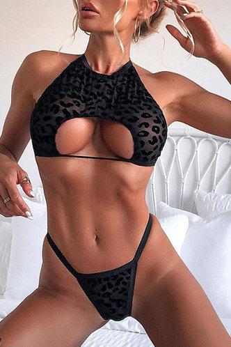 back_Jayne Eileen Black Sexy Lingerie