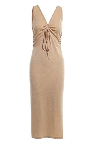 back_GI Jane Beige Dress