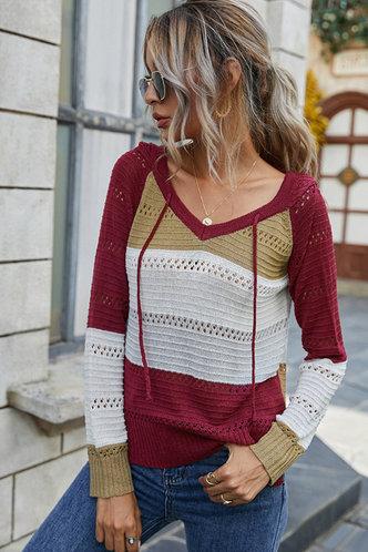 front_Tama Multicolor Sweater