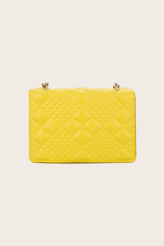 back_Emily Geralan Yellow Crossbody Bag