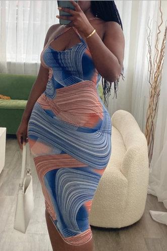 back_Sally Emma Blue Halter Bodycon Dress