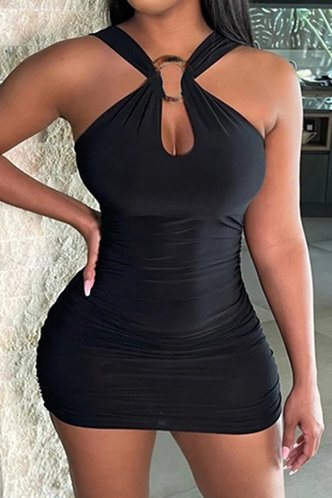 front_Tobey Eve Black Bodycon Dress