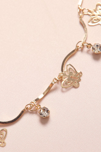 back_So Charming Golden Choker