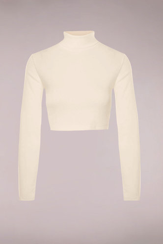 front_Emmerson Apricot Long Sleeve Top