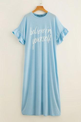 front_Marielle Blue Dress