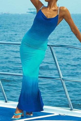 back_Elva Kredeblo Blue Open Back Bodycon Dress