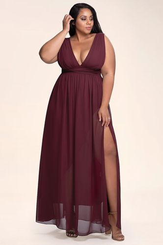back_Dancing Queen {Color} Maxi Dress