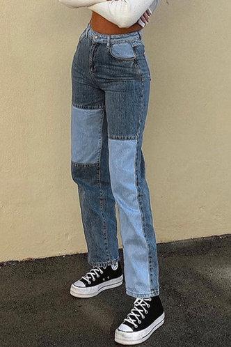 front_Blanche Elaine Colorblock Jeans