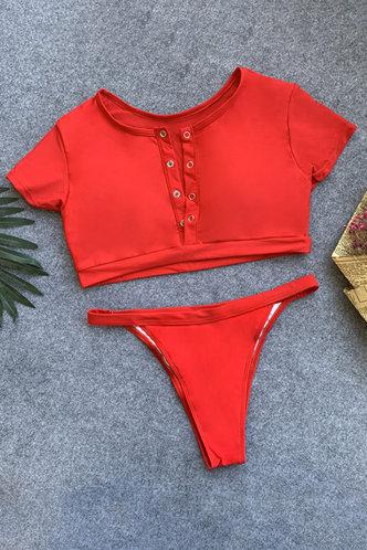 back_Polly Red Bikini