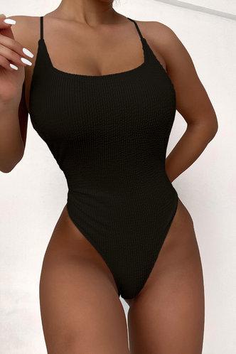 front_Elsie Nomum Black Bodysuit