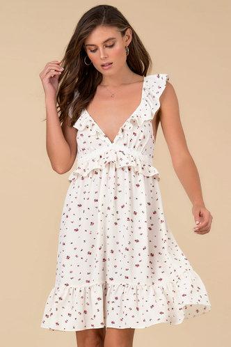 front_Odette {color} Mini Dress