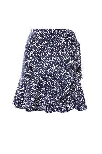 front_Peekaboo {color} Skirt