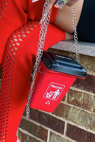 front_Graphic    Red Crossbody Bags