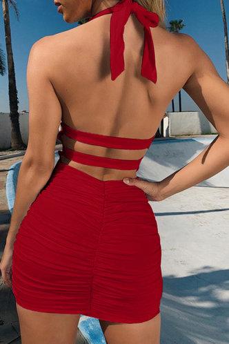 back_Noah Eileen Red Open Back Dress