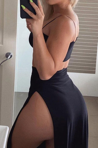 back_Katharine Elvira Black Set