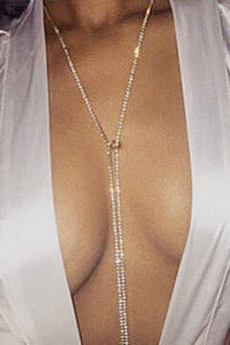 back_Casual Boho Silver Necklaces